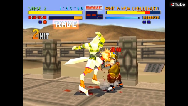 Forgotten Fighting Games