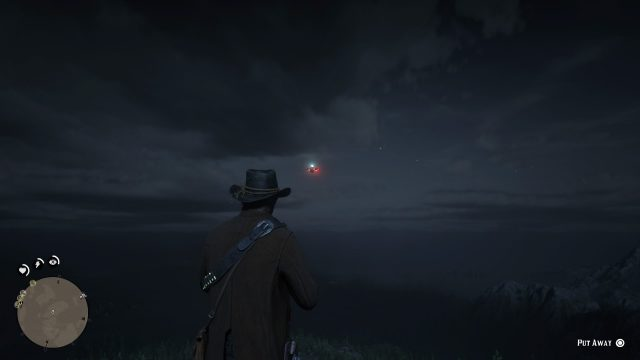 Red Dead Redemption 2 UFO Locations How to find all UFOs