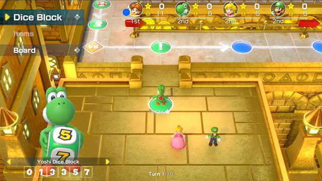 Super Mario Party Review modes
