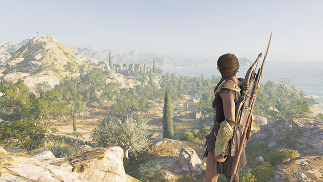 Assassin's Creed Odyssey Olive Wood