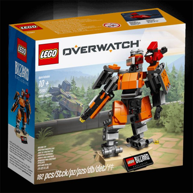 bastion overwatch lego