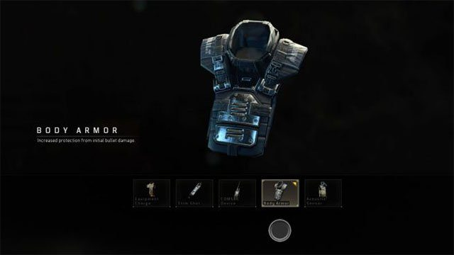 blackout armor