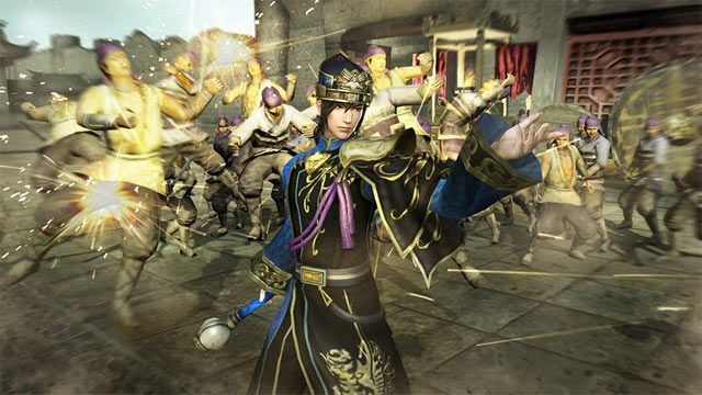 Dynasty Warriors 8 Switch US