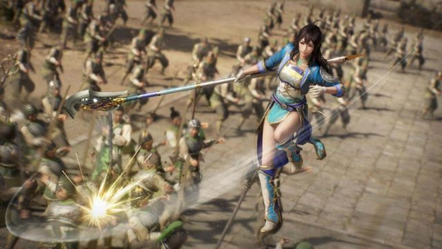 dynasty warriors 9 co-op mode