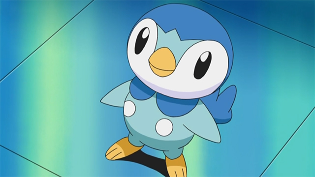 Piplup Build-A-Bear plush