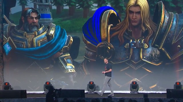 Chinese gamers say Warcraft III: Reforged looks worse than the original