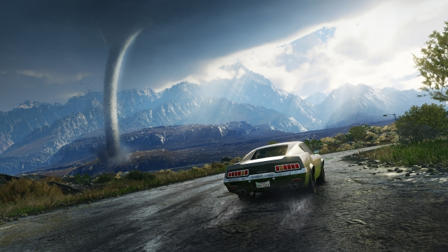 Just Cause 4 PS4 Pro and Xbox One X