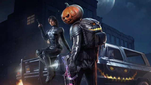 The PUBG Mobile Halloween Update Brings Big Scares to the Small
