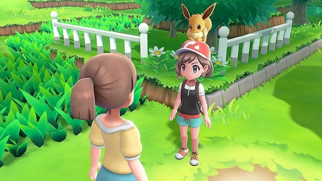 Pokemon Let's Go Post-Game - What to Do After Beating Elite Four