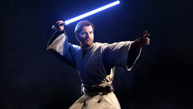 Star Wars Battlefront 2 Obi-Wan