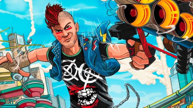 Sunset overdrive release date in Melbourne