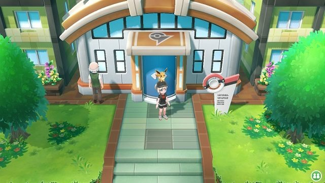 Pokemon Let's Go Gym 4 - Celadon City celedon celedon gym