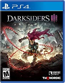 Box art - Darksiders 3