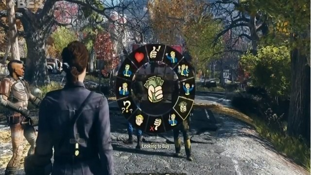 Fallout 76 PC Emote Wheel - Where to Find - GameRevolution