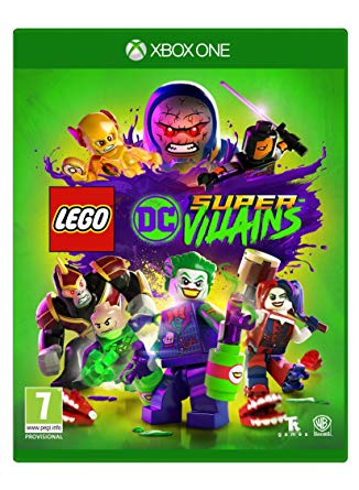 Box art - LEGO DC Super Villains Review – Super Villains Doing Super Good