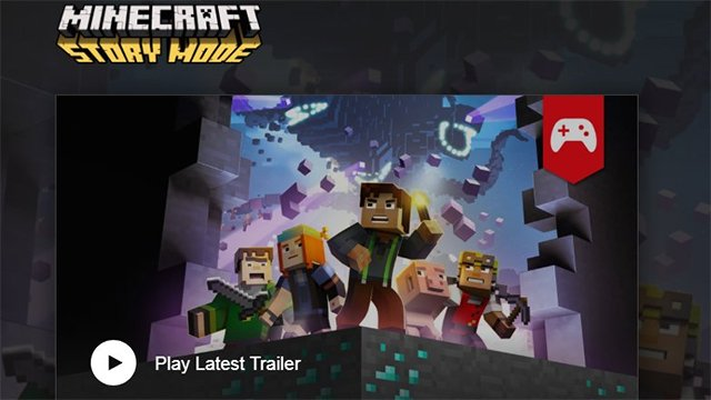 Netflix gets an interactive Minecraft choose-your-own-adventure show