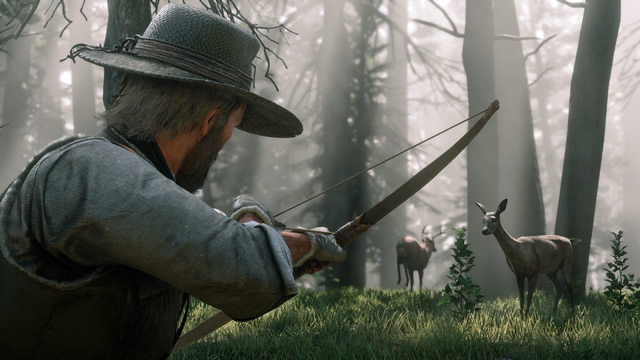 All beaver locations in Red Dead Redemption 2