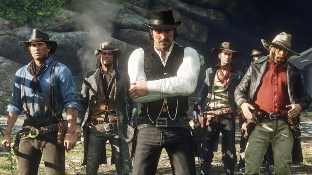 red dead redemption 2 loading screen crash