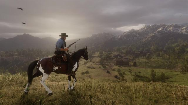 Red Dead Redemption 2 old brass compass bug