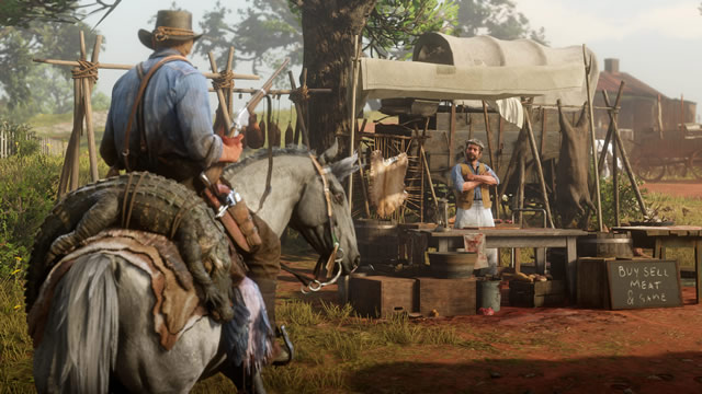 Everything you need to know about Red Dead Redemption 2's multiplayer