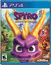 Box art - Spyro Reignited Trilogy