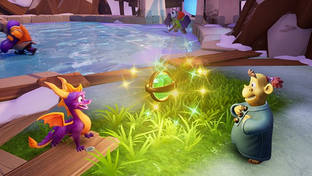 Spyro Reignited Trilogy Review - Still a Gem