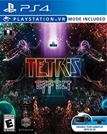 Box art - Tetris Effect Review – Synesthetic Aesthetic