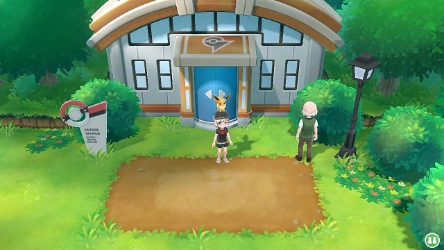 Pokemon Let's Go Gym 8 - Viridian City viridian gym
