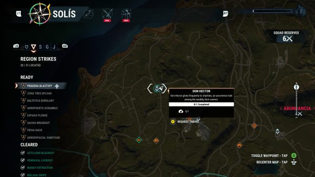 Just Cause 4 PUBG Pan Location