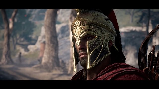 Assassin's Creed Odyssey Alexios