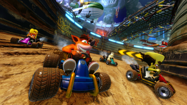 Crash Team Racing Nitro-Fueled all shortcuts