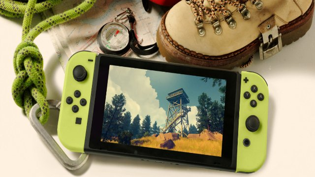 Firewatch Nintendo Switch Release Date Announced