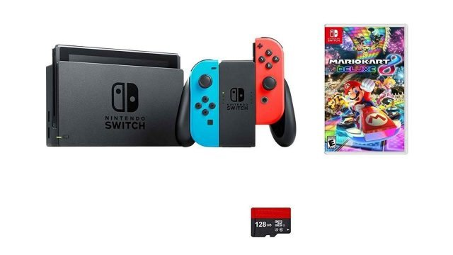 Nintendo Switch Console Bundle