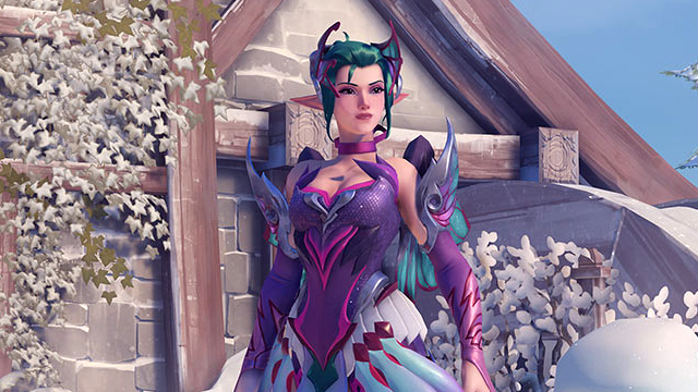 Overwatch Sugar Plum Fairy