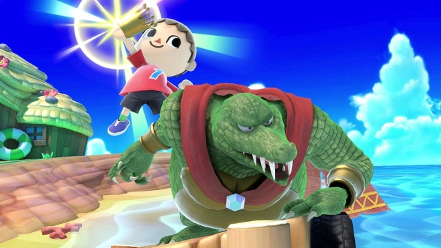 Smash Ultimate How to Unlock King K Rool