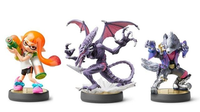 Smash Ultimate amiibo Functionality