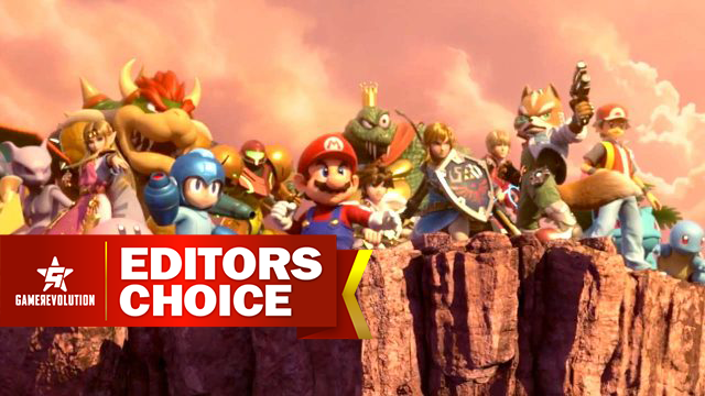 Super Smash Bros Ultimate Review Editors Choice