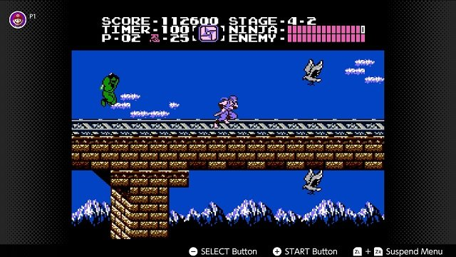 Ninja Gaiden Amongst Three New NES Games Coming to Nintendo Switch Online