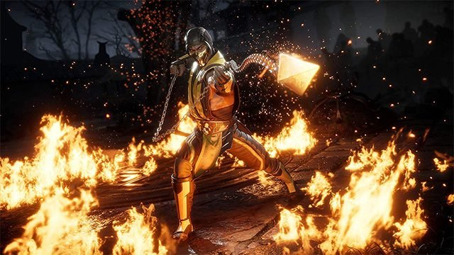mortal kombat 11, April 2019 games