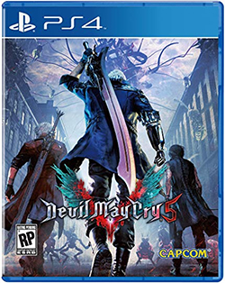 Box art - Devil May Cry 5 Review | A rank combat, C rank innovation