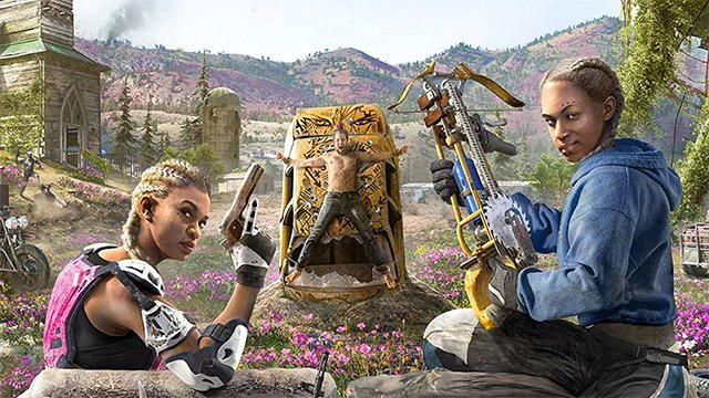 'Far Cry: New Dawn' Cover Teases Return To Montana