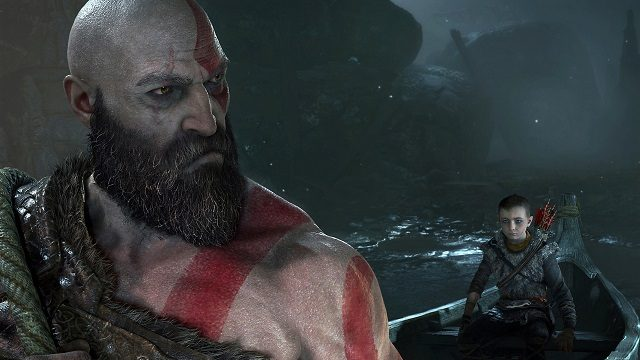 God of War dad of boy