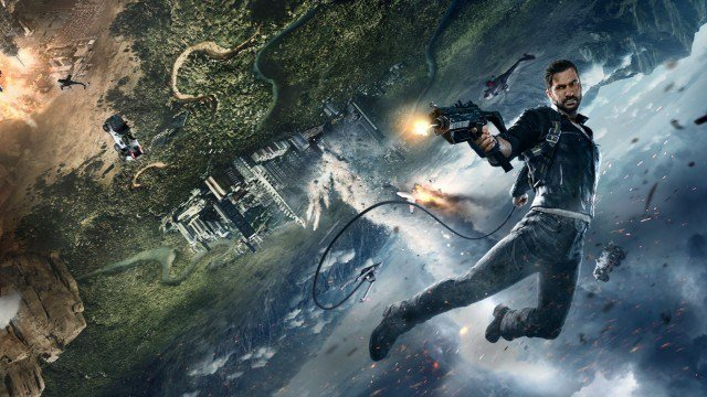 Just Cause 4 Nintendo Switch Version