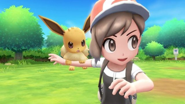 [Best of 2018] Pokemon Let's Go Eevee Made me Ugly Cry in a Good Way