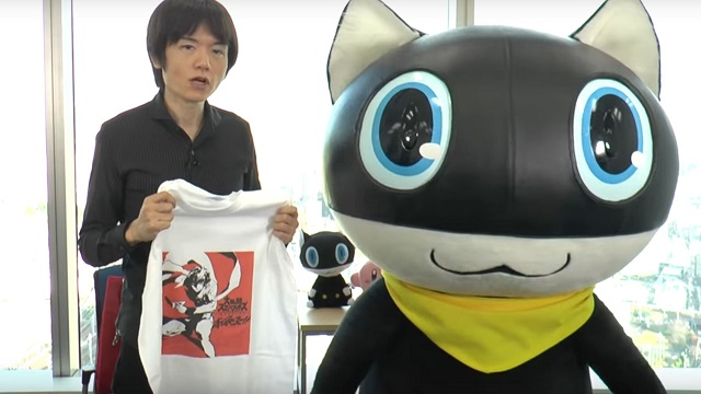 Nintendo Continues to Fuel Persona 5 Switch Rumors