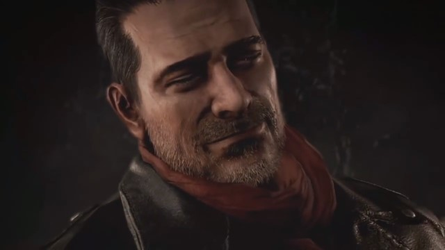 tekken 7 negan gameplay trailer