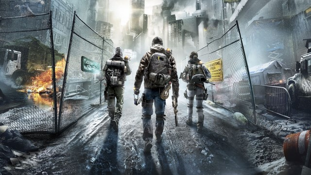 The Division PlayStation Plus January 2019