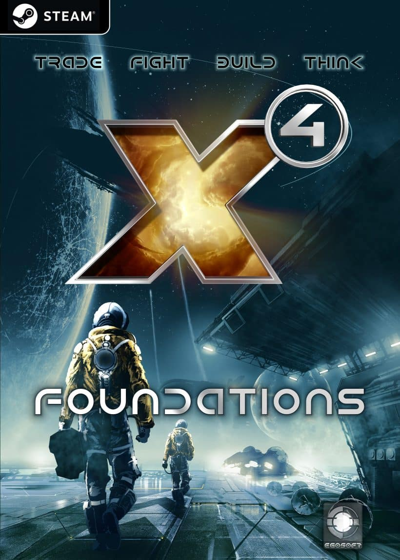 Box art - X4 Foundations Review – A Solid Foundation