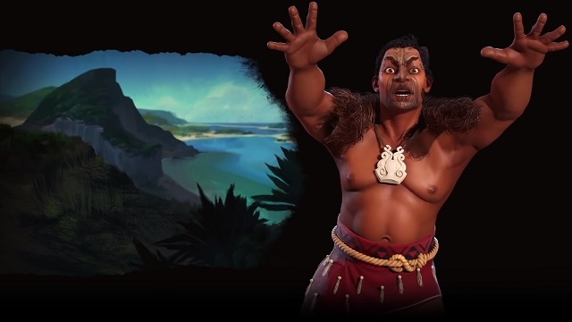 Civilization 6 Gathering Storm new civs include the Maori.