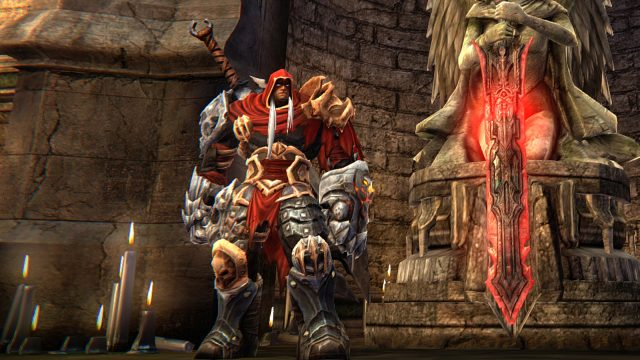 Darksiders Warmastered Switch